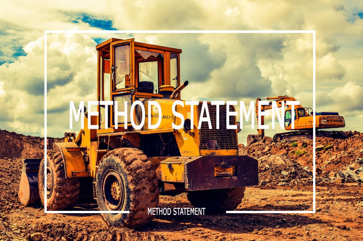 what is method statement flowchart