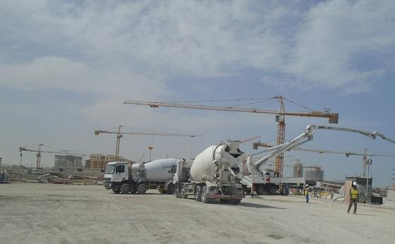 Method Statement for In-situ Concrete & General Concrete