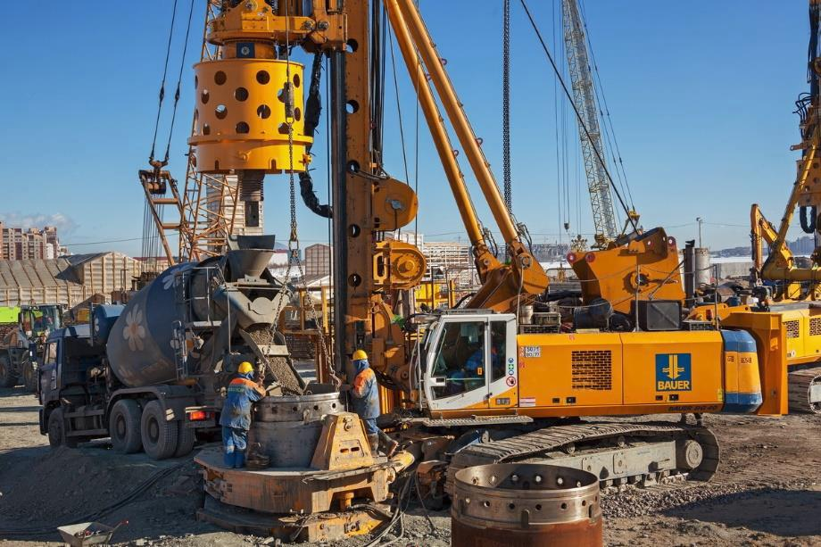 Bored Pile Pouring of Concrete-Method Statement for Construction of Bored Piles