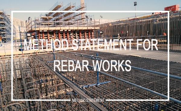 method-statement-rebar-works